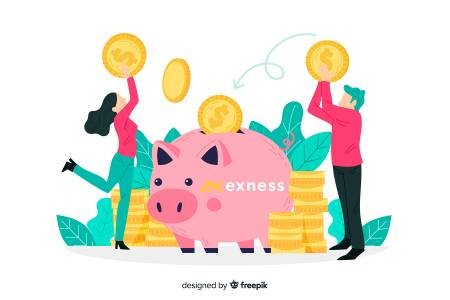 Exness کے ساتھ ریٹائرمنٹ کے لئے بچت