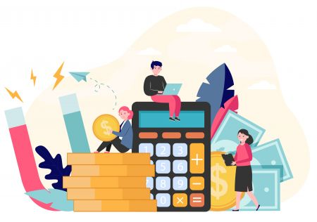 Exness پر منافع اور نقصان کے اکاؤنٹ کا حساب کتاب کیسے کریں